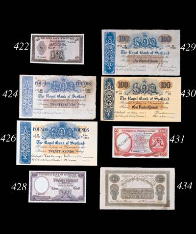 Royal Bank of Scotland, 100, 3