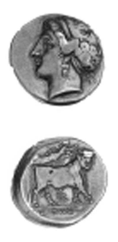 Campania, Neapolis  (280 - 241