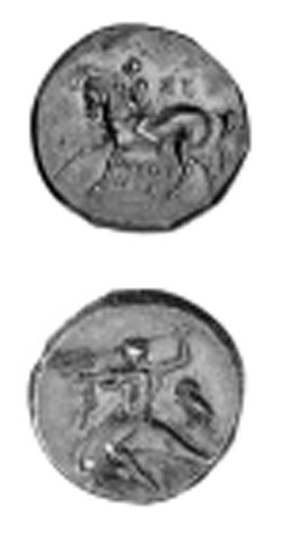 CALABRIA, TARENTUM (272-235 B.