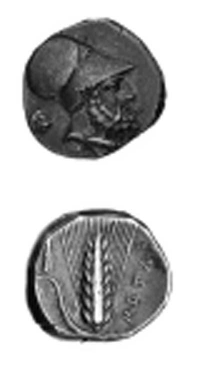 Lucania, Metapontum (c. 330-32