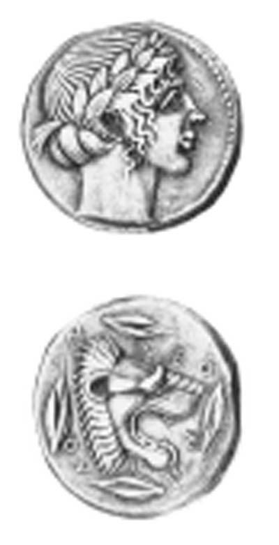 SICILY, LEONTINI (466-425 B.C.
