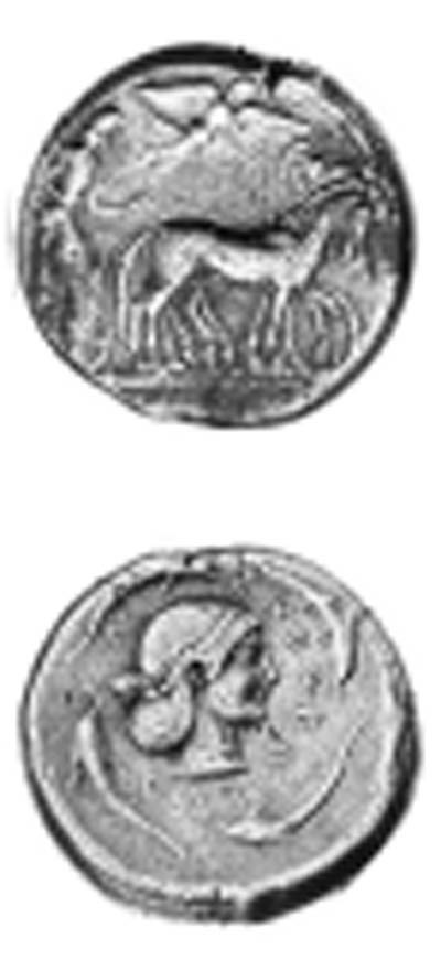 Sicily, Syracuse (485-475 B.C.