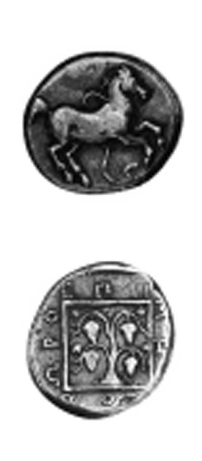 THRACE, MARONEIA (C. 385-360 B