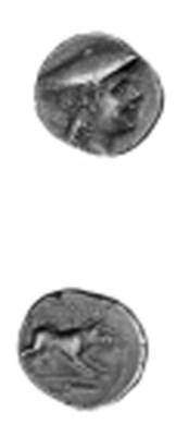 AITOLIA (279-168 B.C.), QUARTE