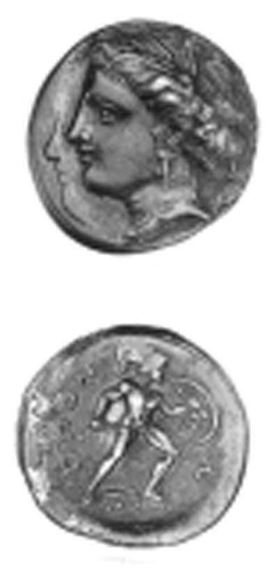 Opuntian Locris (369-338 B.C.)