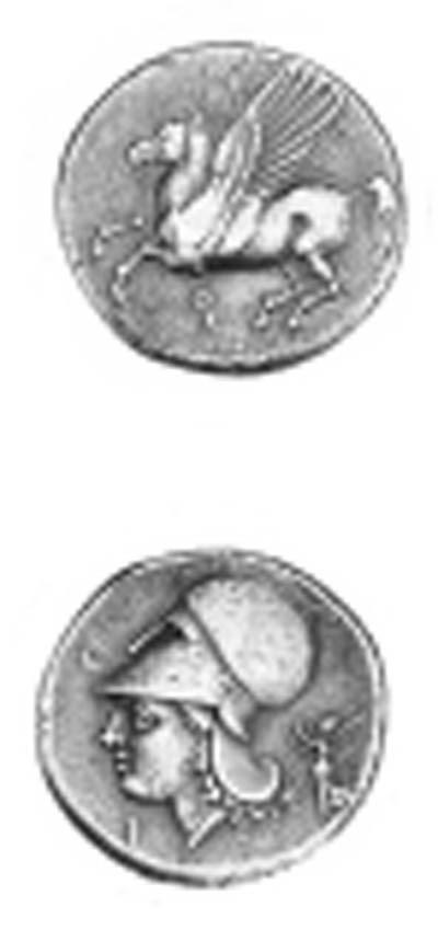 CORINTHIA, CORINTH (C. 350 B.C