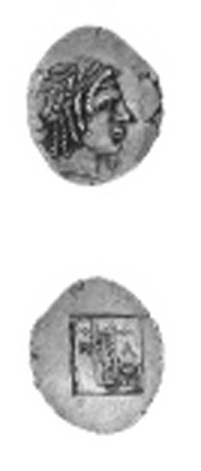 LYCIA, MASIKYTES (1ST CENTURY