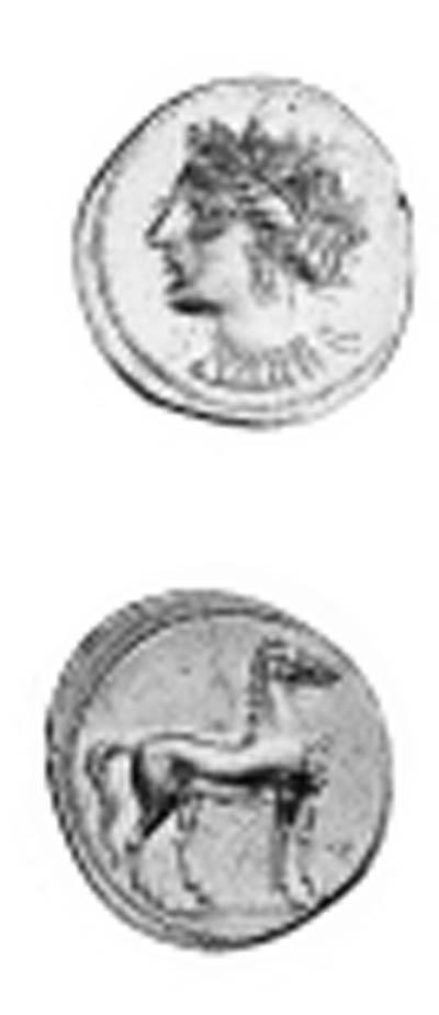 Zeugitana, Carthage (c. 320-31