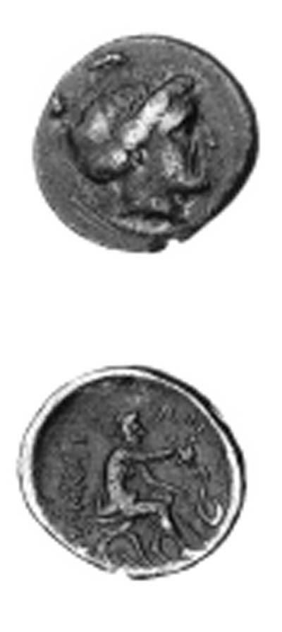 Thessaly, Trikka (400-344 B.C.
