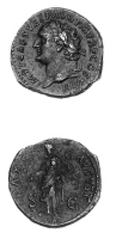 Titus (A.D. 79-81), As, laurea