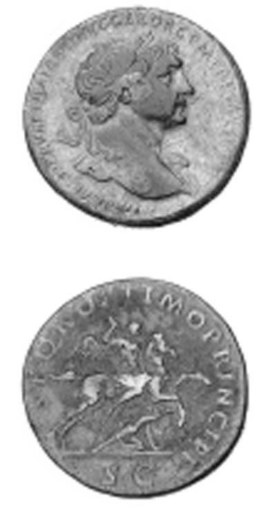 Trajan (A.D. 98-117), Sesterti