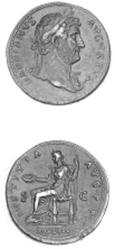 Hadrian (A.D. 117-138), Sester