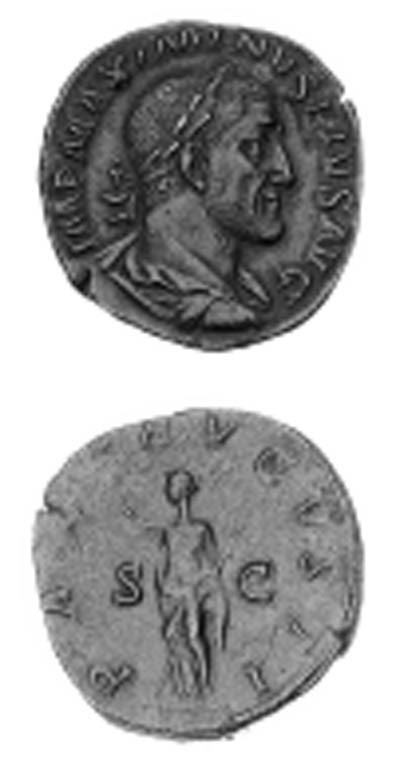 Maximinus I (A.D. 235-238), Se