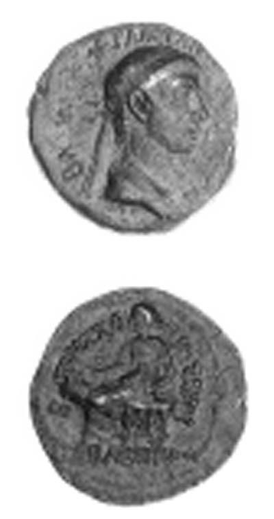 Commagene, Jotape, 23, mint of