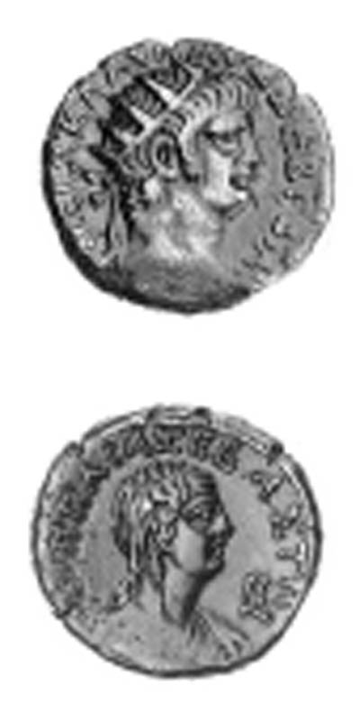 Nero and Poppaea (A.D. 62-65),