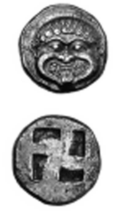Macedonia, Neapolis (c. 510-48