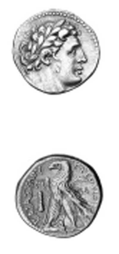 Phoenicia, Tyre (114-113 B.C.)