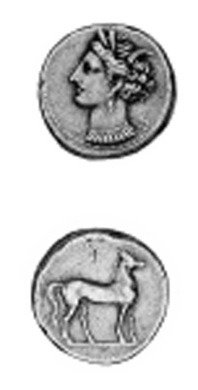 Zeugitana, Carthage (c. 280-27