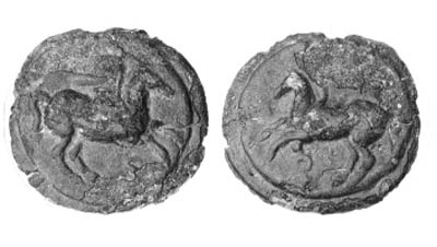 Italy, Rome (c.264-2400,  Semi