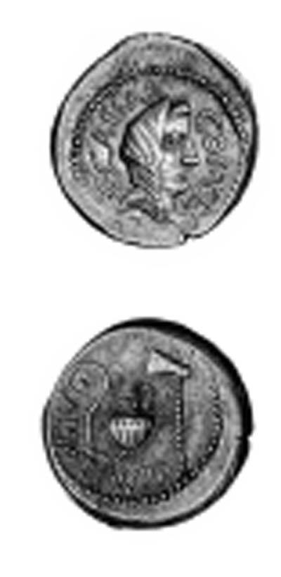 Julius Caesar (d. 44 B.C.), Au