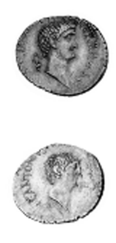 Mark and Lucius Antony (41 B.C