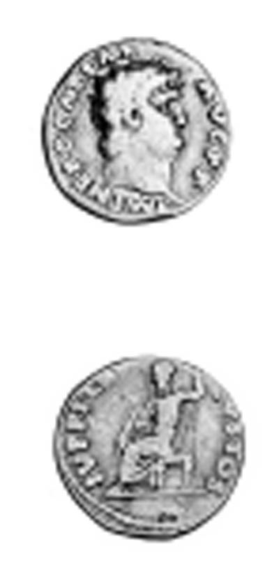 Nero (A.D. 54-68), Aureus, 7.1