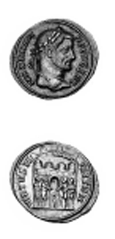 Galerius (Caesar, A.D. 293-305