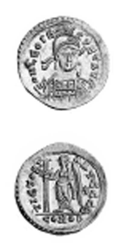 Leo I (A.D. 457-474), Solidus,