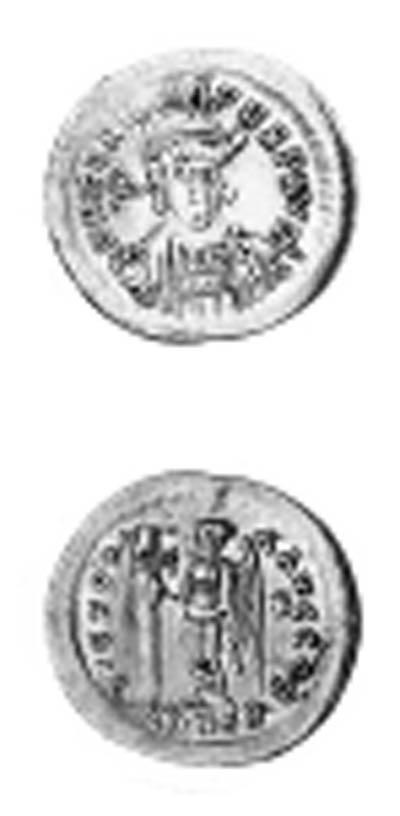 Zeno (A.D. 474-491), Solidus,