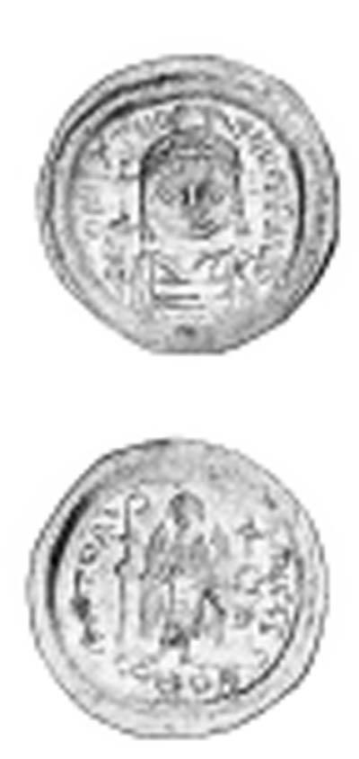 Maurice Tiberius (582-602), So