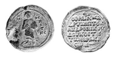 Andronikos, Dryonites, duke of