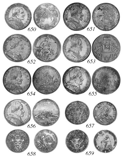 Innocent XII (1691-1700), Pias