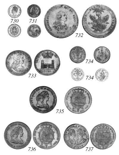 Sicily, Ferdinand III (1759-18