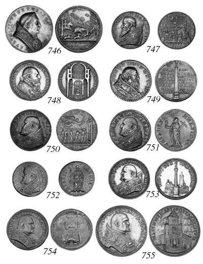 Felice Peretti, Sixtus V (1585