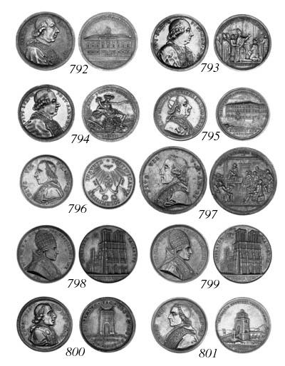 Pius VI, 1797, by Tommaso Merc