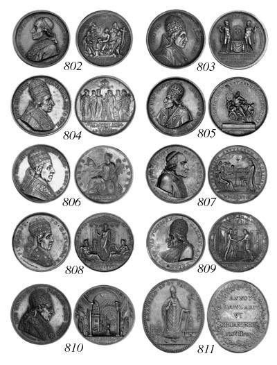 Pius VII, New Codes of Practic