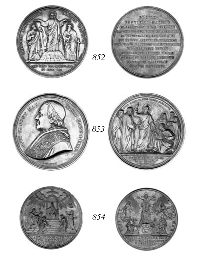 Pius IX, 25th anniversary, 187