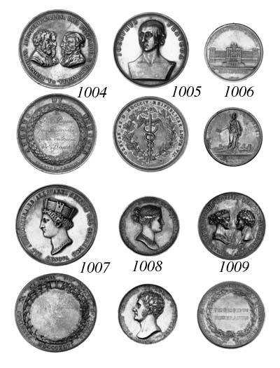 Prize Medal of the Athenaeum o