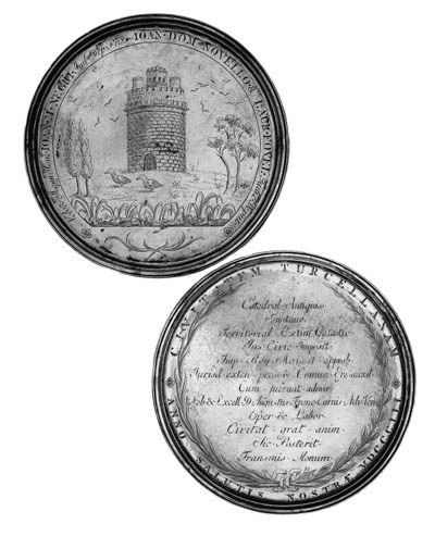 Medal of Gratitude from the To