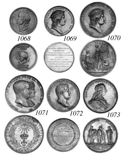 Johannes Meli, Laudatory Medal
