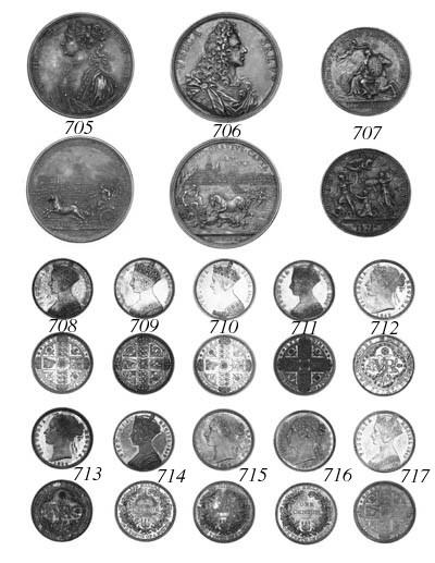 Victoria, pattern Florin, 1848