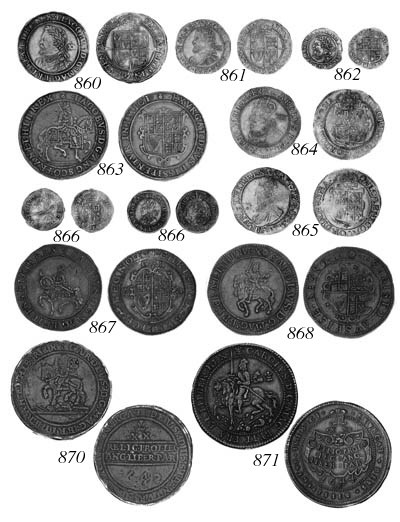 James I, Crown, first coinage,