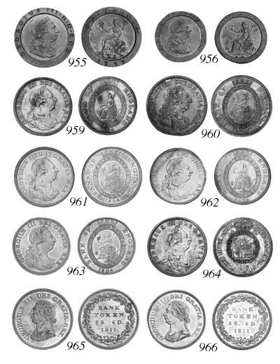 George III, Bank of England Do