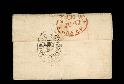 cover 1815 (28 April) entire l