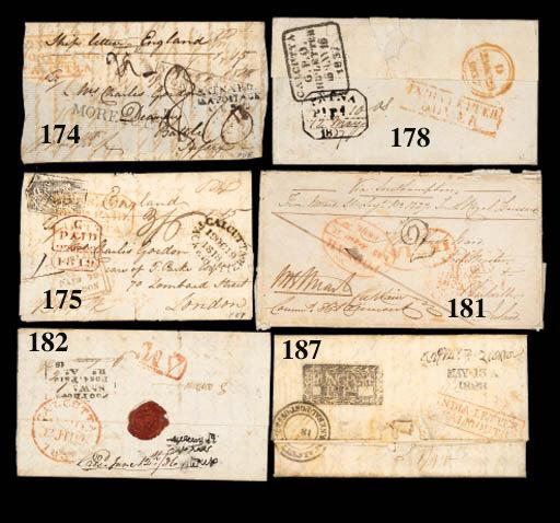 cover Patna: 1818 (Oct.) part