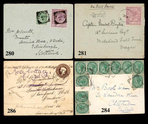 cover 1898 (23 Jan.) 1a. stati