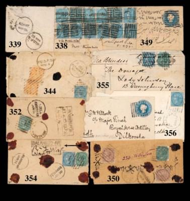 cover 1879 (5 Feb.) envelope t