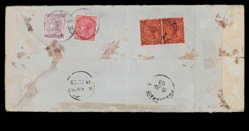 cover 1905 (5 June) long regis