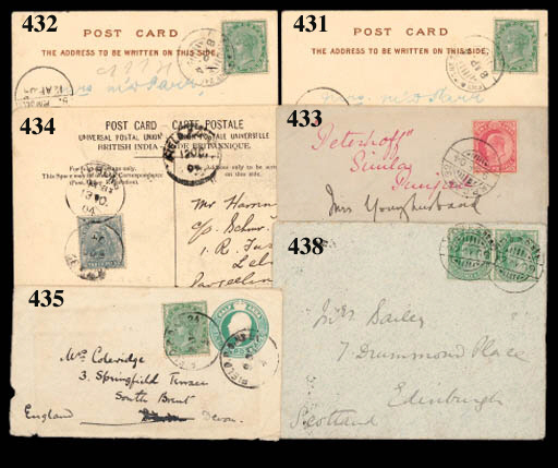 cover 1904 (9 Sept.) envelope