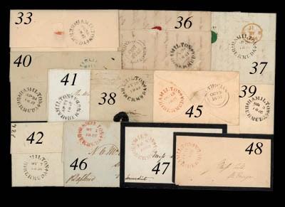 cover 1847 (24 Apr.) entire le